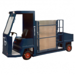 TL 1000 AC - Electric Platform Truck for demanding loads