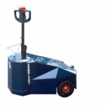 TL Electric Towing Tug - tow laundry trolleys, baggage trolleys in airports and more