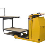 TL 100 PL AC - order picking - lifting both driver and goods