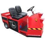 TL 500 AC Electric Tow Tractors, 3- or 4-wheeled vehicle for small spaces